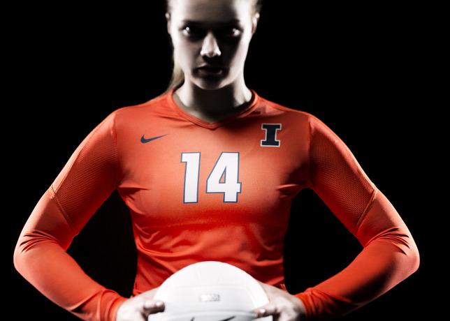 Volleyball_orange
