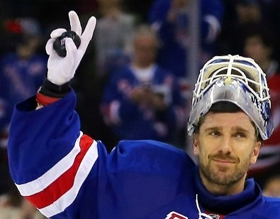 Henrik Lundqvist earned a  million dollar salary, leaving the net worth at 35 million in 2017