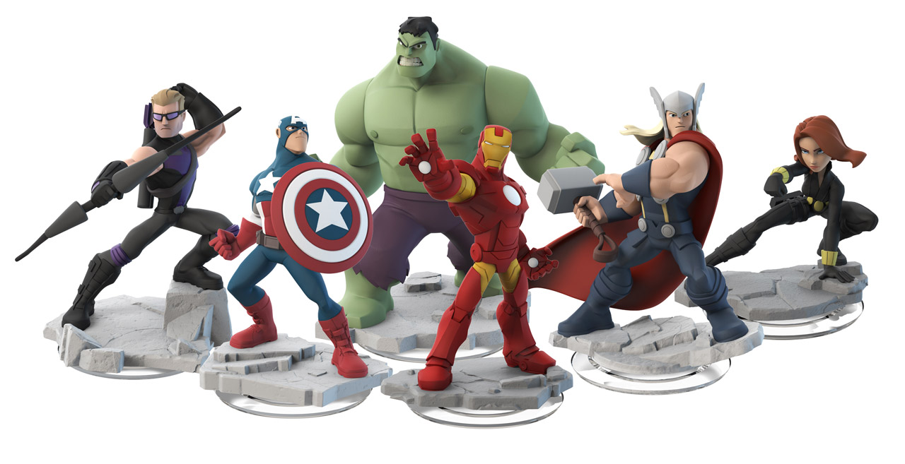 Disney Infinity Marvel Super Heroes Is Not Just An
