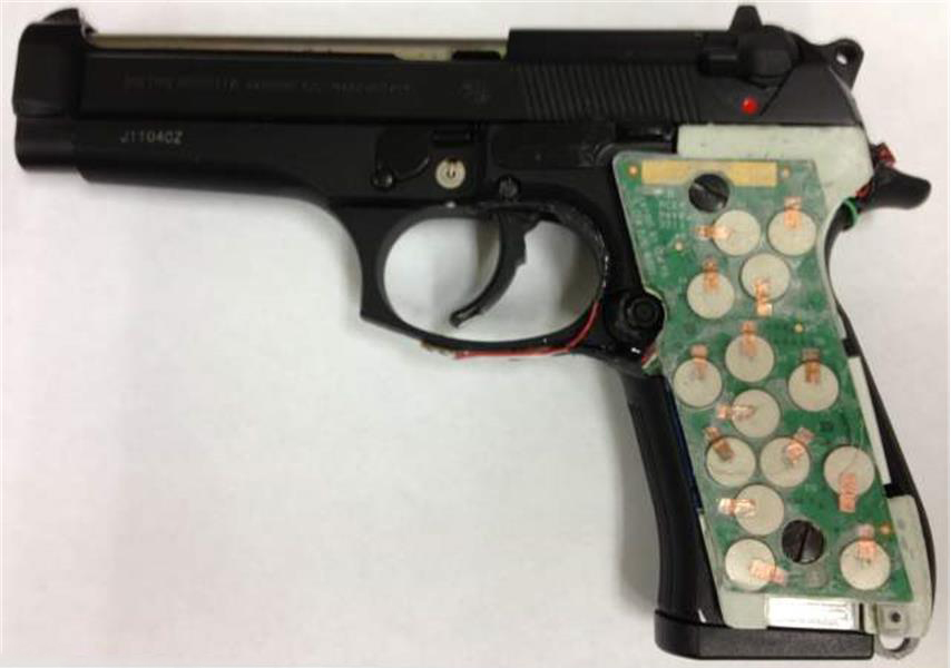 NJIT Smart Gun