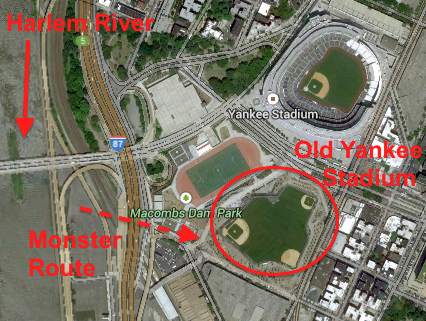 Building The New Yankee Stadium