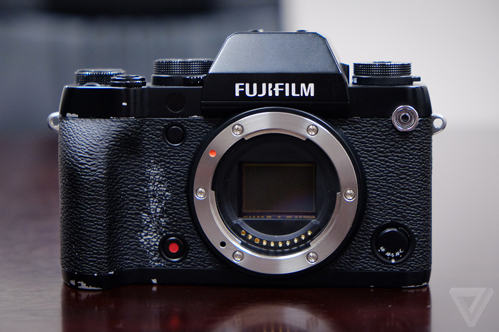 The beautiful blueprints for Fujifilm's camera of the future