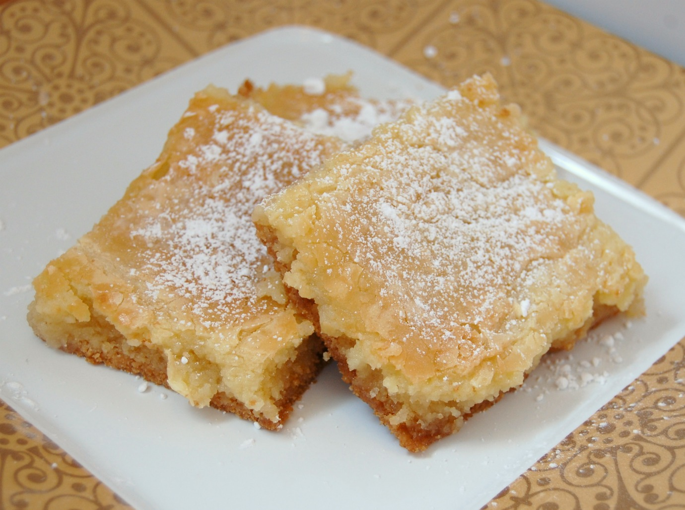 Original St Louis Gooey Butter Cake Recipe