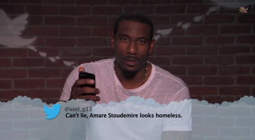 NBA Players Read Mean Tweets on Jimmy Kimmel Video 2018 ...