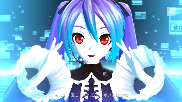 Hatsune miku 39 s lyrics are being localized into english for - Hatsune miku project diva ...