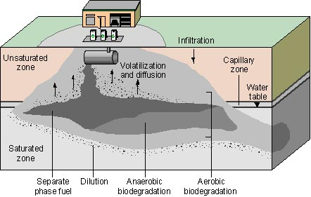 Leaking underground storage tanks — the popular new way to