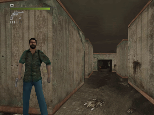 The Last Of Us Recreated As A Ps1 Game Polygon