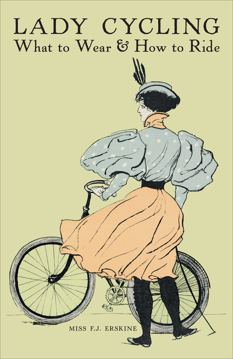 the lady cyclist, by miss fj erskine