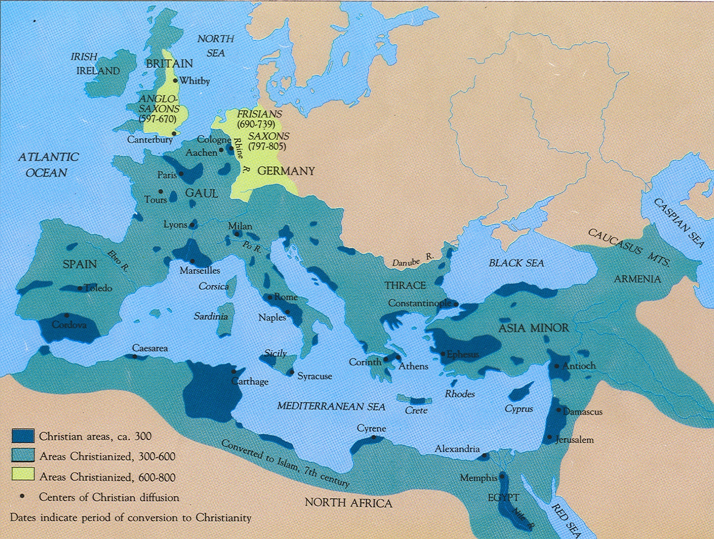 40 maps that explain the roman empire vox
