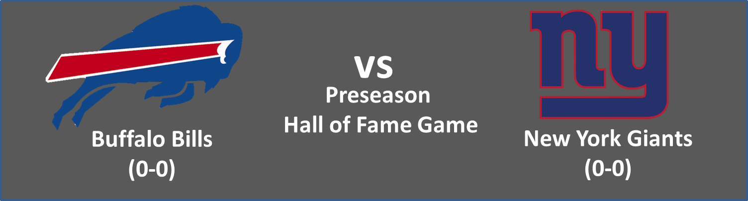 Hall of fame game date
