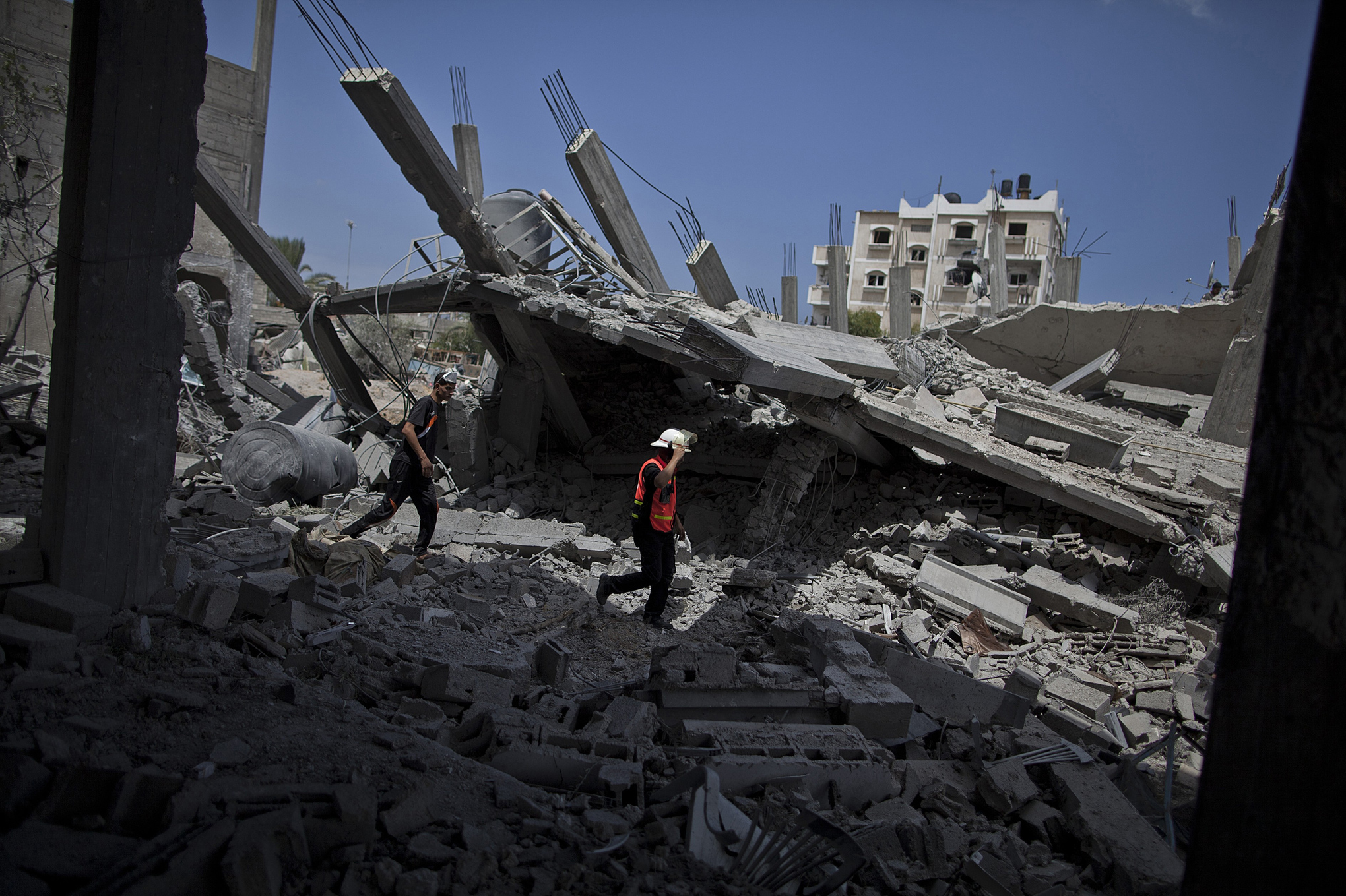 Gaza_rubble