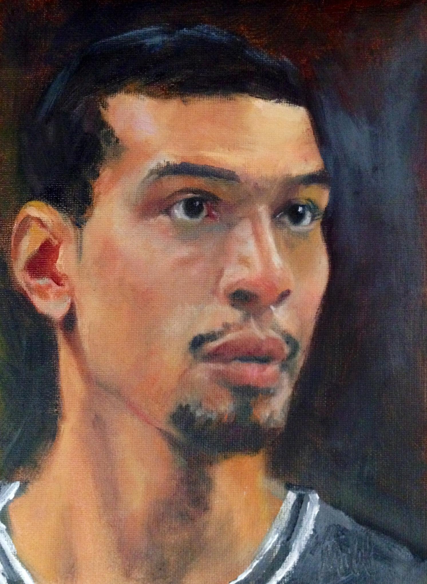 Danny-green-portrait-oil