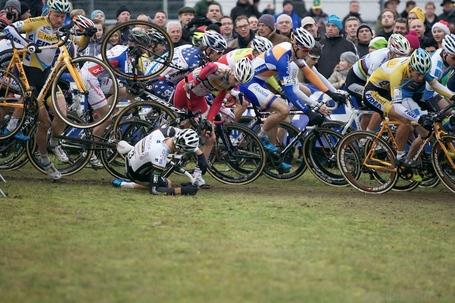 Balint Hamvas, Cyclo Cross 2013/2014