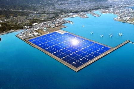 Kyocera Solar Power plant Kagoshima