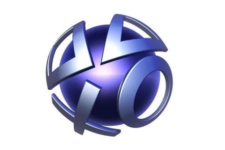 PSN logo padded