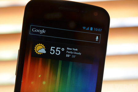 Galaxy Nexus Android 4