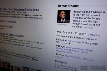 barack obama google