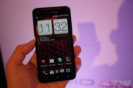 Gallery Photo: HTC Droid DNA for Verizon Wireless hands-on photos