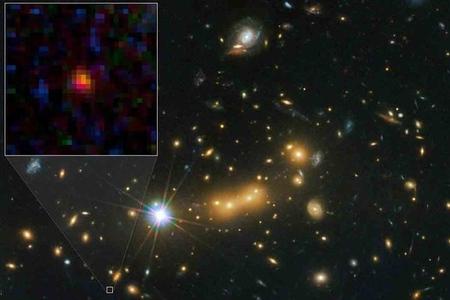 galaxy MACS0647-JD