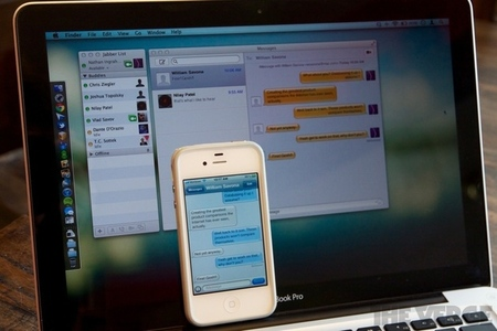Messages for OS X