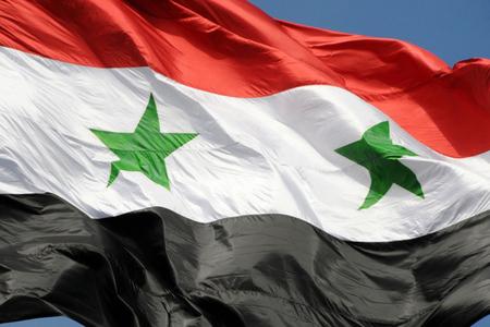 WIKIPEDIA Syrian flag