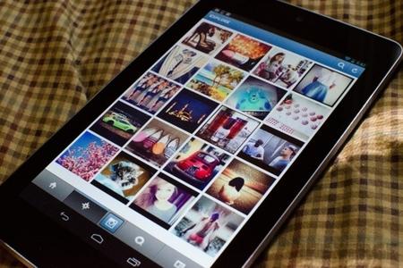 Instagram Nexus 7