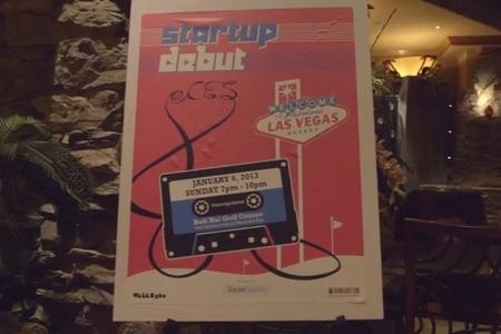 startup debut