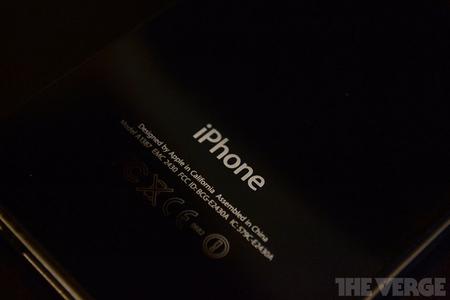 iphone close up