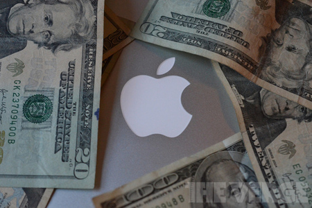 Apple Earnings Money Cash (1020)