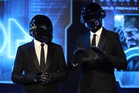 Daft Punk (shutterstock)