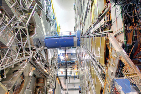 google street view at CERN