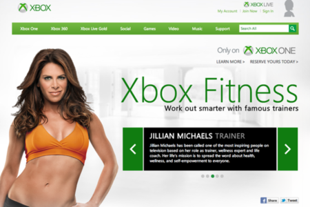 Xbox Fitness cropped