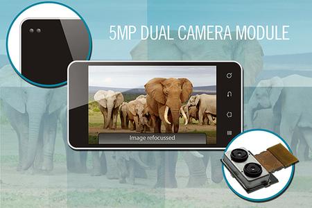 toshiba dual camera module