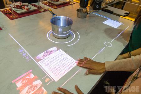Whirlpool kitchen concept