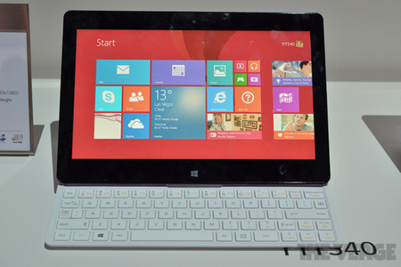 Gallery Photo: LG Tab-Book 2 and Ultra PC hands-on