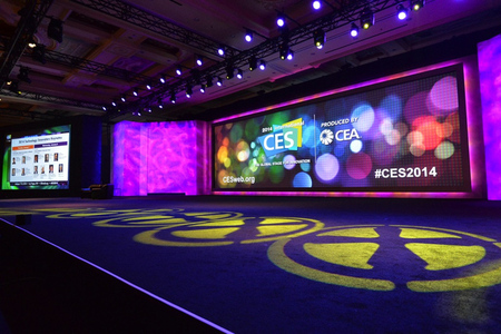 CES keynotes stock