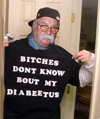 Dontknowaboutdiabeetus