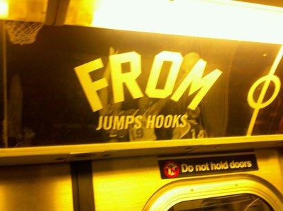 Jumps-hooks