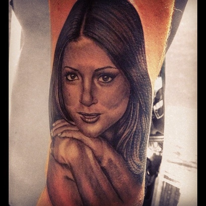 Arianny-celeste-tattoo