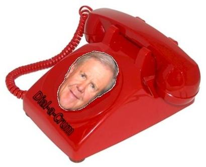 Phone-a-crum
