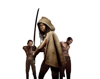 Walking-dead-michonne