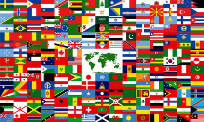 The-world-flag