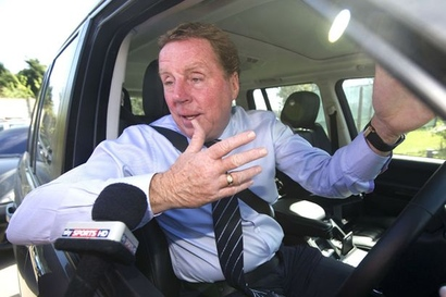 Harry_redknapp_arriving_at_the_clubs_training_ground_this_morning