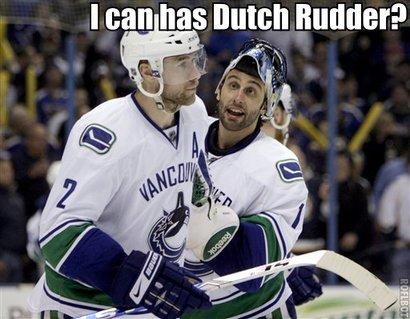 Dutchrudder