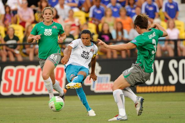 Marta all-star