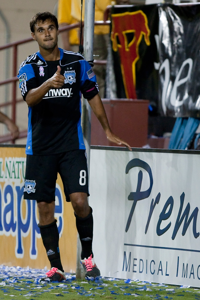 A thumbs-up from Wondo