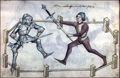 Lost Arts: The European Longsword Part II - Fighting Against