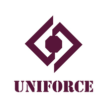 Uniforce_english_logo