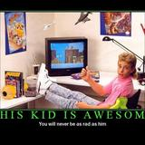 Awesome-kid
