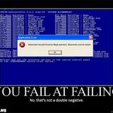 Fail-blue-screen